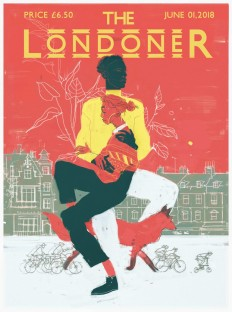 The Londoner Magazine, June 2018 on Inspirationde