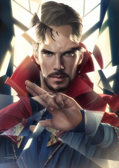 Doctor Strange by yinyuming on Inspirationde