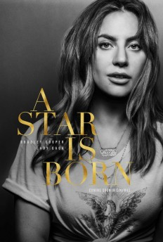 A Star is Born (2018) movie poster on Inspirationde