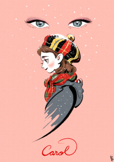 Carol (2015) on Inspirationde