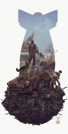 fallout 4 by AJFrena on Inspirationde