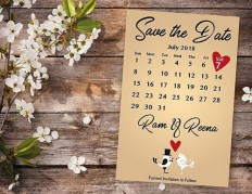 7 Ways How To Organize Wedding Save The Dates | Wedding Forward