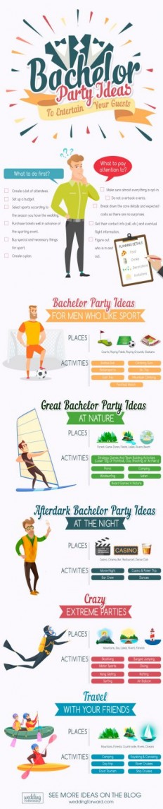 Bachelor Party Ideas For Any Budget (5 Amazing Plans)