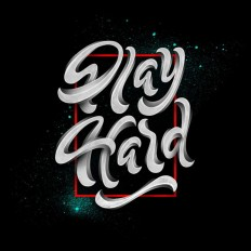 Work Hard Play Hard by Jonathan Ortiz on Inspirationde