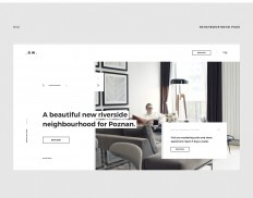 Web Design: Beautifully Designed Home Pages