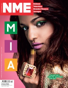 MIA // NME on Inspirationde