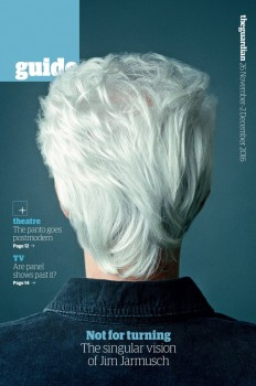Jim Jarmusch // Guardian Guide on Inspirationde