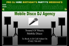 S.O.M. Mobile DJ Hire & Mobile Discos In Croydon London Croydon - Netmums