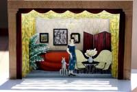 Teatro de papel / Paper theater par marshop sur Etsy