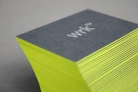 Designspiration — Blush°° Bespoke & custom letterpress printing in the UK