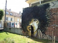 Street art by Rome-based Alice Pasquini — Lost At E Minor: For creative people