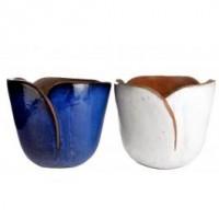 Glazed Pottery - 36 - Garden Pots | Pottery - Garden