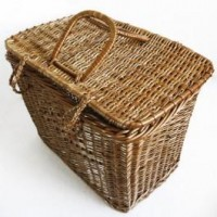 Rattan Hamper - Baskets - Organize