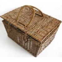 Rattan Picnic Basket - Baskets - Organize