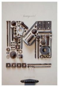 Typeverything.com 'Heavy Metal' by Tom Davie. - Typeverything