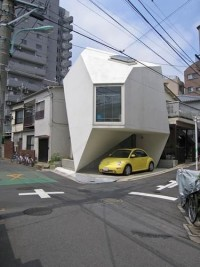Tokyo Residence by Yasuhiro Yamashita picture on VisualizeUs