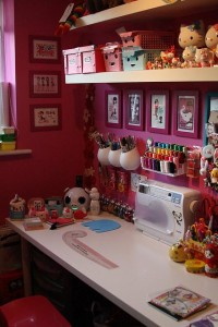 sewing room | Flickr - Photo Sharing!