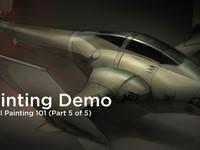 Digital Painting 101- (5 of 5) - Demo on Vimeo