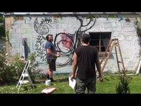 Tingley/OGRE Street Art Collaboration 06.18.2011 on Vimeo