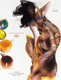 Campagne publicitaire Hermès printemps 2011 | LUXUO Blog Luxe