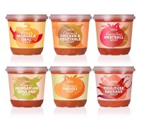 Tesco Meal Soups : Lovely Package – Curating the very best packaging design