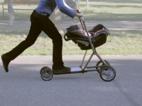 Baby Stroller Scooter Combo | Incredible Things