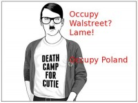 Hipster Hitler Occupy Poland | WeKnowMemes