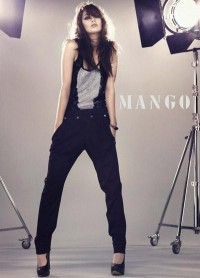 Mango Fall 2009! Daisy Lowe by Mariano Vivanco! - Campaigns and Daisy Lowe
