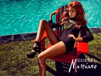 HUNTER & GATTI - Branding and advertising in fashion: GUESS by Marciano Campaign SS12
