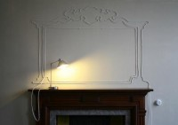 Turn your cables and extension cords into art instead of hiding them - 22 Words