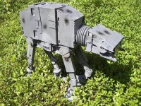 Handmade Star Wars AT-AT Model |Gadgetsin