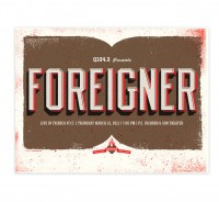Foreigner — Two Arms Inc.