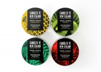 Branding & Packaging: Candles of New Zealand « BP&O – Logo, Branding, Packaging & Opinion by Richard Baird