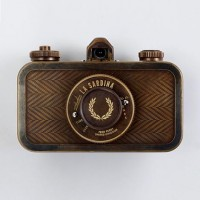 Fred Perry x Lomography La Sardina Camera | iainclaridge.net