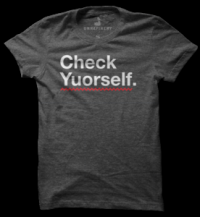 The Unrefinery — Check Yourself