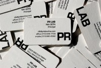 FPO: PR Lab Business Card