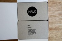 FPO: Maud Business Cards