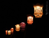 Lanterns in Montreal by ~cactusart