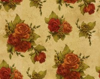floral wallpaper by ~insurrectionx