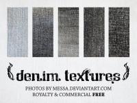 Denim Textures by *messa