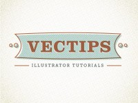 Quick Tutorial: Create a Reusable Retro Type Treatment In Illustrator | Vectips