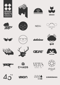 LOGOS & LOGOTYPES SELECTION #2 on Branding Served
