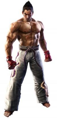 Image: Kazuya Mishima | Tekken 6: Bloodline Rebellion Art Gallery