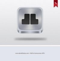 Daniel Balazs iOS icon - Icon Design - Creattica