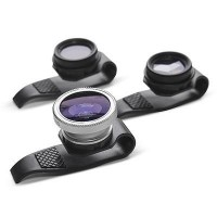 Four Corner Store : Your store for all things Toy Camera — Gizmon Clip-On Lenses