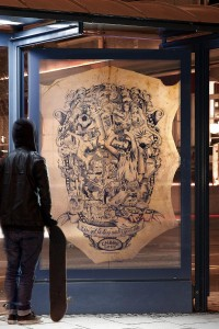 The Tattooed Poster – a retrospective to 2011
