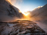 Everest Picture - Sunset Photo - National Geographic Photo of the Day