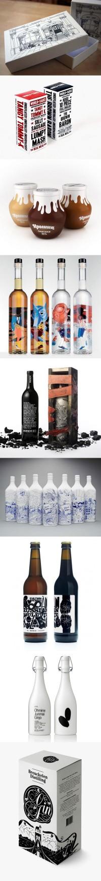 Collection inspiration packaging #2   Artskills