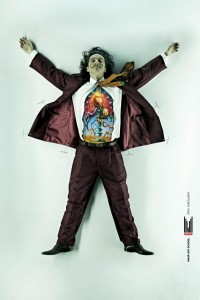 Famous Artists Dissected for MASP Art School Ad Campaign | Trendland: Fashion Blog & Trend Magazine