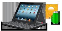 Solar Keyboard Folio - Logitech